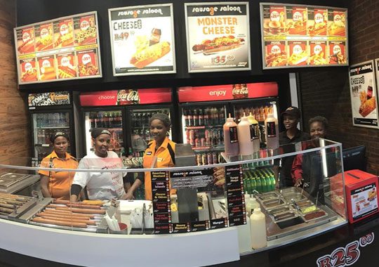 Sausage Saloon - East Rand Mall